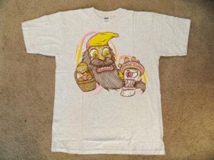Gnome and Mushroom Attack