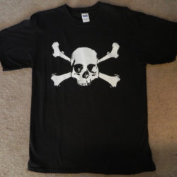 Pirate Skull and Cross Bones