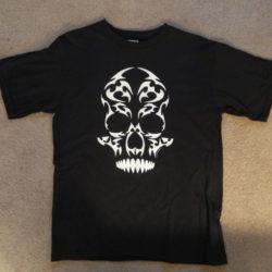 Tribal Skull